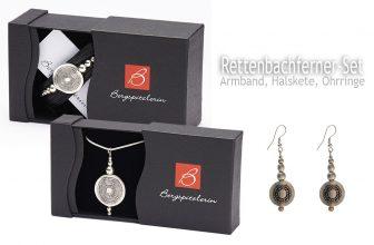 Rettenbachferner Armband Halskette Ohrringe Set