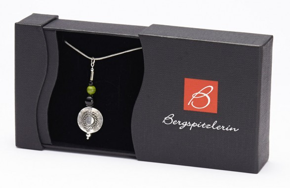 Zischgeles - Halskette - Geschenk - Tirol