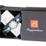 Uhr Armband | Jeans-blau @ Bergspitzlerin Tirol