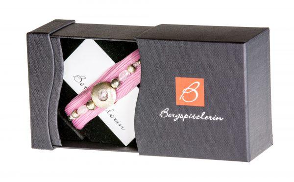 Damen Armband Rosenspitze   Handgefertigte Armbänder von Bergspitzlerin